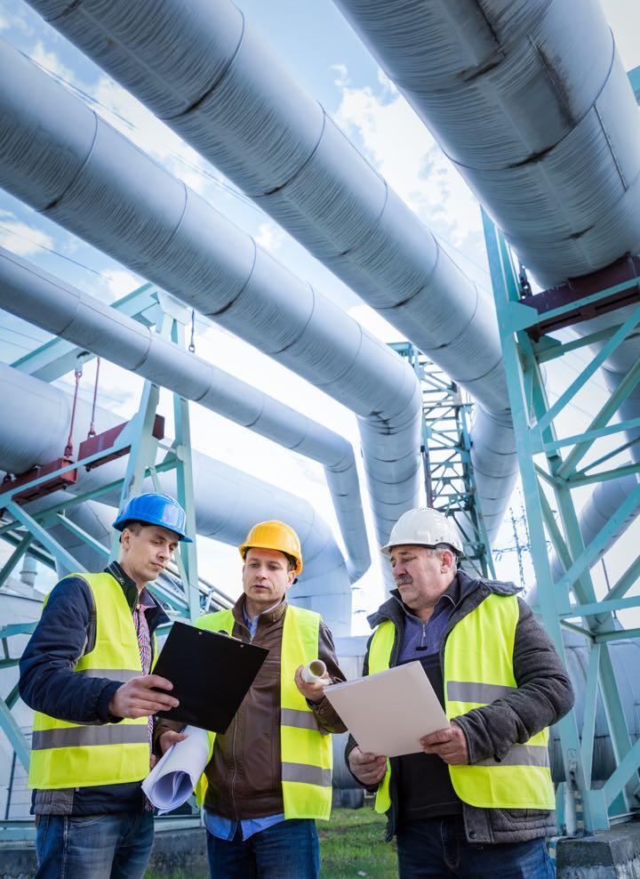 TEK Services spécialiste service industriel